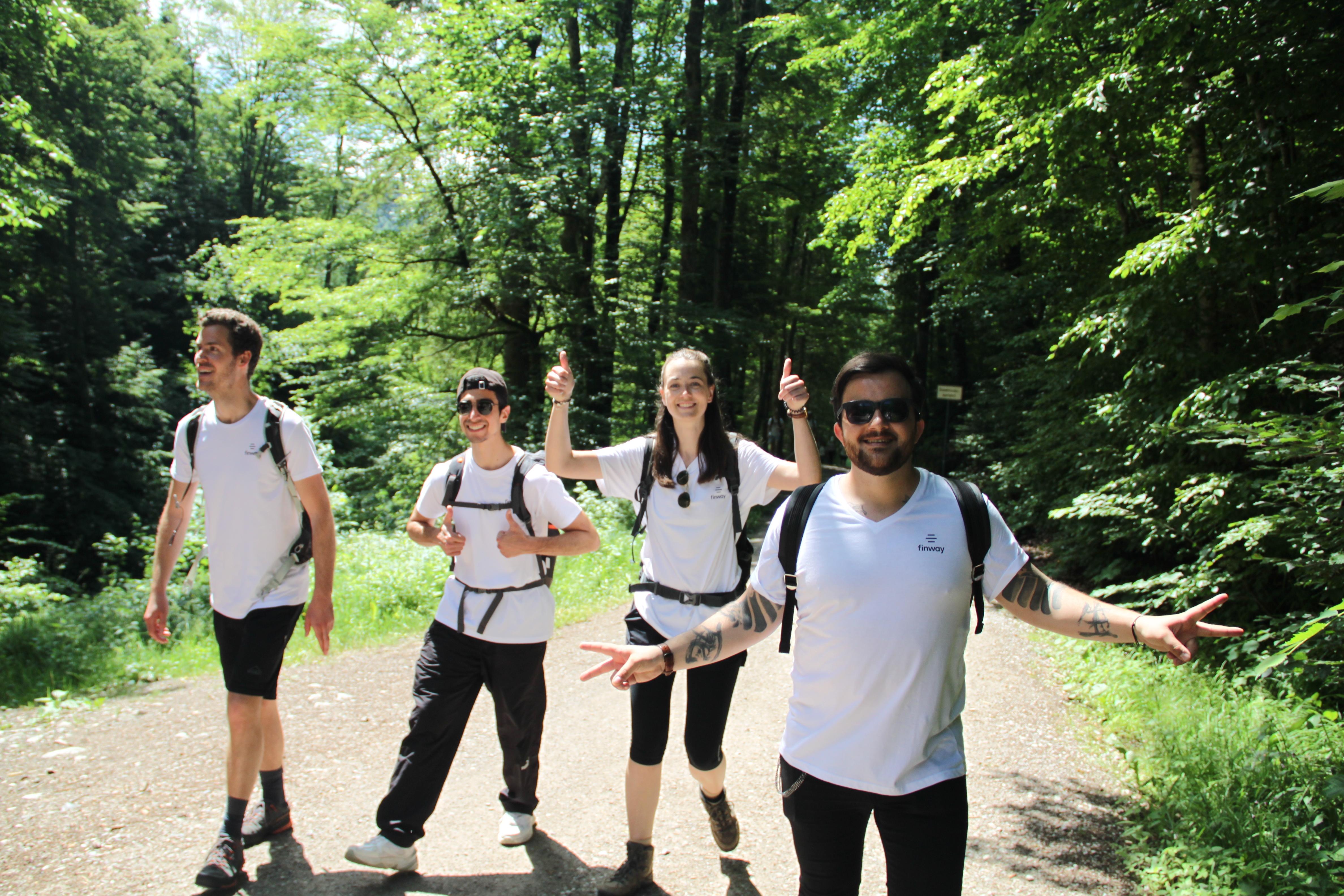 Finway Team Ausflug 2021